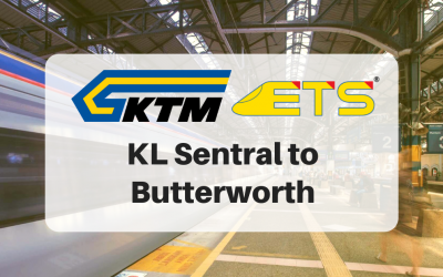 KL Sentral to Butterworth